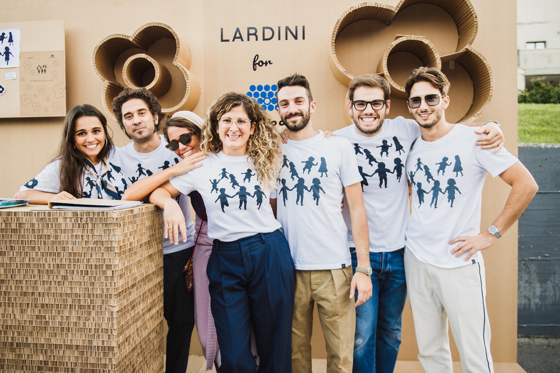 Lardini evento Filottrano