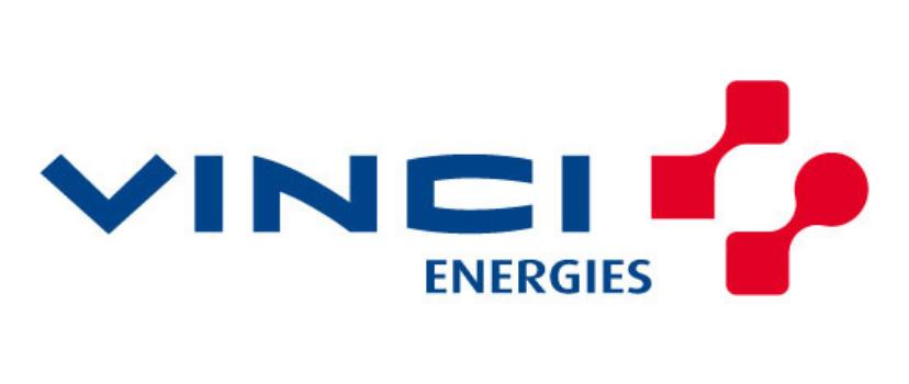Logo Gruppo Vinci Energies per partnership con Fondazione Lega del Filo d'Oro