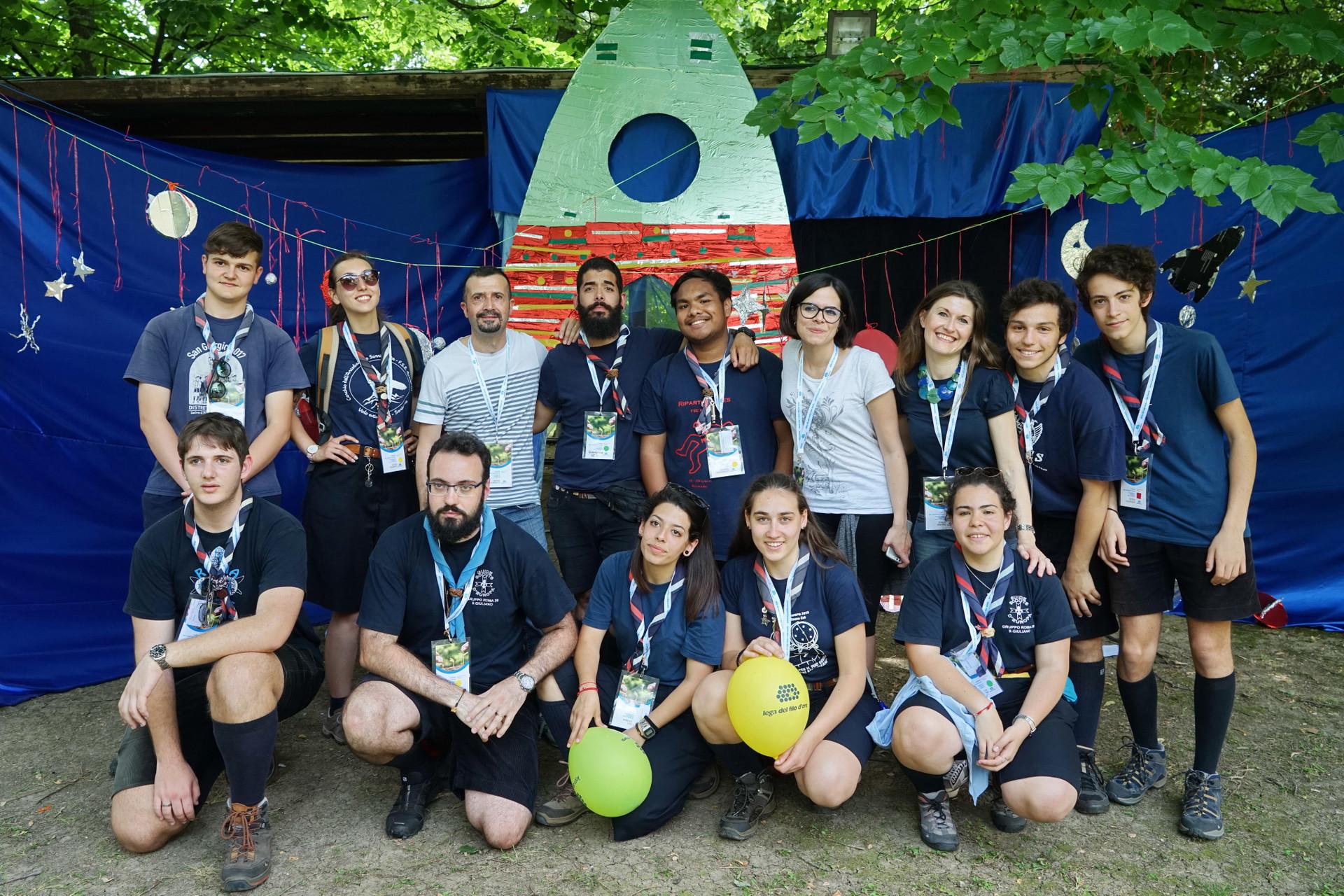 Scout Clan Pegaso Roma Massimo