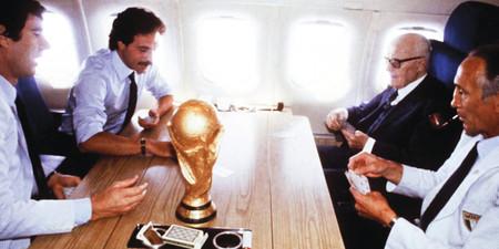 1982++-+Il+Presidente+Pertini+sull%27aereo+con+la+nazionale++dopo+la+vittoria+dei+mondiali