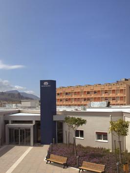 Vista panoramica del Centro di Termini Imerese della Lega del Filo d'Oro