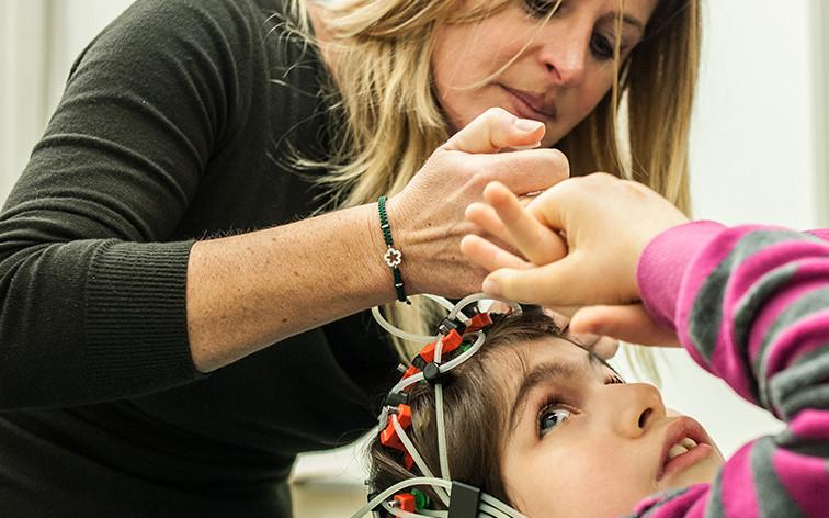 Una visita nel Laboratorio neurologico del Centro di Osimo