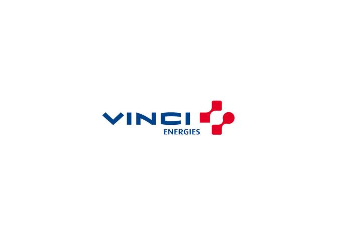 Logo Azienda Vinci, specializzata in energie