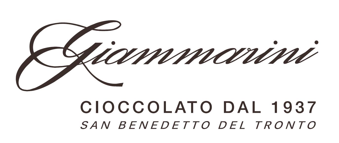 Logo della ditta Giammarini, cioccolato dal 1937 a San Benedetto del Tronto